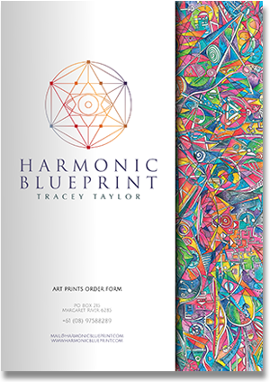 Click on here to download the PDF order request form from Harmonic Blueprint.